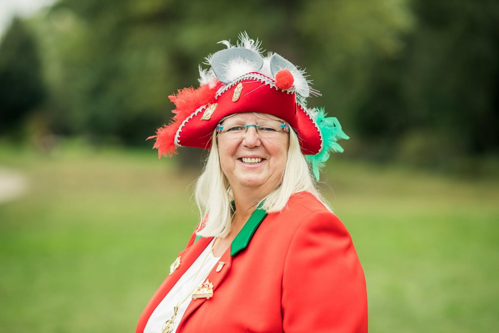 1. Vorsitzende Sonja Benthues